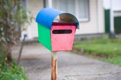 Παράξενο κιβώτιο επιστολών Στοκ φωτογραφία με δικαίωμα ελεύθερης χρήσης