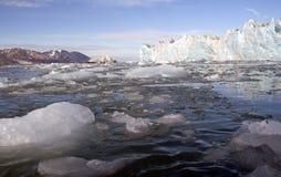παράτολμος πάγος Στοκ φωτογραφία με δικαίωμα ελεύθερης χρήσης