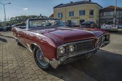1968 παράτολμος μετατρέψιμος Buick Στοκ εικόνες με δικαίωμα ελεύθερης χρήσης