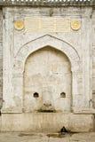 παράδειγμα ένα οθωμανική π&e Στοκ Εικόνες
