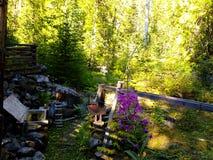 Παράδεισος ανθρακωρύχων Στοκ Φωτογραφίες