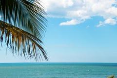 Παράδεισος στην Κεντρική Αμερική Στοκ Εικόνα