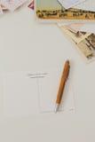 παράδοση ταχυδρομείου Στοκ Φωτογραφίες