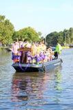 Παράδοση της αξίας στο νερό Στοκ φωτογραφίες με δικαίωμα ελεύθερης χρήσης