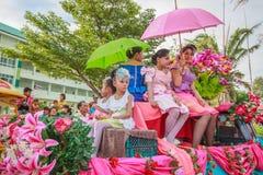 Παράδοση της Ταϊλάνδης Στοκ Φωτογραφίες