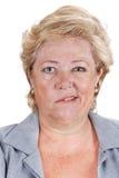 Παράλυση κουδουνιού - που χαμογελά Στοκ φωτογραφία με δικαίωμα ελεύθερης χρήσης