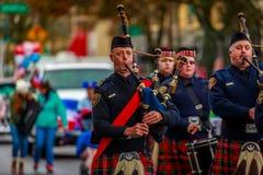 Παρέλαση 2017 ημέρας παλαιμάχων Στοκ φωτογραφίες με δικαίωμα ελεύθερης χρήσης