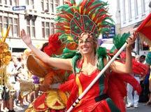παρέλαση καρναβαλιού Κο& Στοκ φωτογραφίες με δικαίωμα ελεύθερης χρήσης