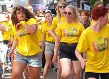 παρέλαση καρναβαλιού Κο& Στοκ Εικόνες