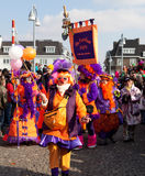 παρέλαση καρναβαλιού Μάα&sigm Στοκ Φωτογραφία