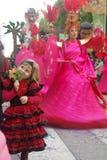 παρέλαση καρναβαλιού Στοκ φωτογραφίες με δικαίωμα ελεύθερης χρήσης