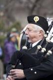 παρέλαση Πάτρικ s Άγιος της &Om Στοκ Φωτογραφίες