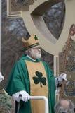 παρέλαση Πάτρικ s Άγιος της &Om Στοκ Φωτογραφία