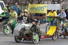 παρέλαση Πάτρικ s Άγιος της &Om Στοκ Εικόνα
