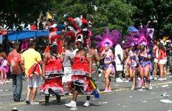 παρέλαση Τορόντο caribana Στοκ εικόνα με δικαίωμα ελεύθερης χρήσης