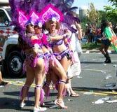 παρέλαση Τορόντο caribana Στοκ Εικόνες
