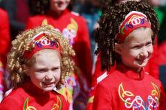 παρέλαση το patric s ST ημέρας Στοκ φωτογραφίες με δικαίωμα ελεύθερης χρήσης