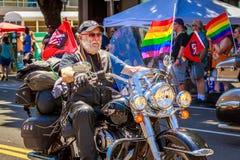 Παρέλαση 2019 υπερηφάνειας του Πόρτλαντ στοκ εικόνα με δικαίωμα ελεύθερης χρήσης