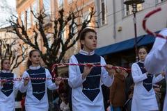 παρέλαση στοκ φωτογραφίες με δικαίωμα ελεύθερης χρήσης