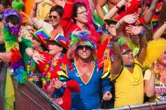 Παρέλαση 2012 καναλιών του Άμστερνταμ στοκ εικόνες με δικαίωμα ελεύθερης χρήσης