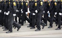 παρέλαση Στοκ εικόνες με δικαίωμα ελεύθερης χρήσης
