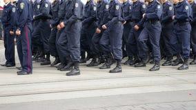 παρέλαση Στοκ εικόνα με δικαίωμα ελεύθερης χρήσης