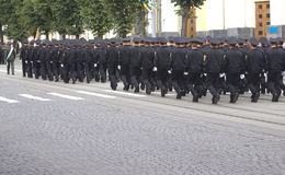 παρέλαση Στοκ Εικόνα