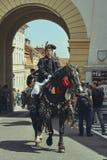 Παρέλαση Brasovului Junii, Brasov, Ρουμανία Στοκ φωτογραφία με δικαίωμα ελεύθερης χρήσης