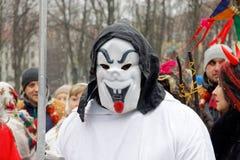 Παρέλαση Nativity Verteps Στοκ εικόνες με δικαίωμα ελεύθερης χρήσης