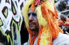 Παρέλαση Zinneke Στοκ εικόνες με δικαίωμα ελεύθερης χρήσης