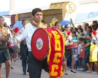 Παρέλαση ανεξαρτησίας Στοκ Φωτογραφίες