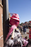 Παρέλαση αποκριών Happyfest σε Warrenton, VA Στοκ εικόνα με δικαίωμα ελεύθερης χρήσης