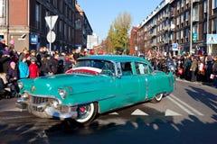 Παρέλαση επ' ευκαιρία της ημέρας της ανεξαρτησίας Στοκ εικόνα με δικαίωμα ελεύθερης χρήσης