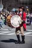 Παρέλαση ημέρας Αγίου Πάτρικ στοκ φωτογραφία