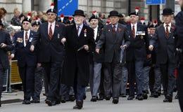2015, παρέλαση ημέρας ενθύμησης, Λονδίνο Στοκ φωτογραφία με δικαίωμα ελεύθερης χρήσης