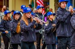Παρέλαση 2016 ημέρας παλαιμάχων Στοκ Εικόνες