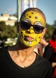 Παρέλαση κοστουμιών Purim Στοκ εικόνες με δικαίωμα ελεύθερης χρήσης