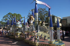 Παρέλαση της Disney στοκ εικόνα