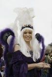Παρέλαση της Mardi Gras Στοκ Φωτογραφία