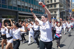 2014 παρέλαση χορού Στοκ φωτογραφίες με δικαίωμα ελεύθερης χρήσης