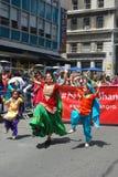 2014 παρέλαση χορού Στοκ Φωτογραφία