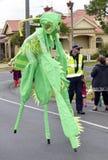 Παρέλαση. Στοκ εικόνα με δικαίωμα ελεύθερης χρήσης