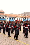 Παρέλαση Arequipa πορείας της Κυριακής Στοκ Φωτογραφίες