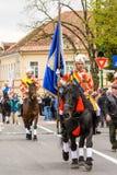 Παρέλαση Brasovului Junii, Brasov Στοκ Φωτογραφία