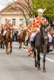 Παρέλαση Brasovului Junii, Brasov Στοκ φωτογραφία με δικαίωμα ελεύθερης χρήσης