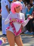 Παρέλαση Carnaval Στοκ φωτογραφία με δικαίωμα ελεύθερης χρήσης