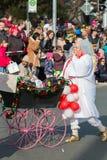 Παρέλαση-Fasching-γερμανική καρναβάλι-Νυρεμβέργη Στοκ Εικόνα