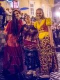 Παρέλαση Salamander Στοκ Φωτογραφίες