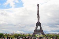 Παρίσι, Γαλλία - 13 Μαΐου 2013: Πύργος του Άιφελ - Παρίσι Στοκ Φωτογραφίες
