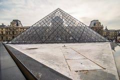 Παρίσι, Γαλλία - το Νοέμβριο του 2017 2007 france june louvre museum paris Διάσημο ιστορικό ορόσημο τέχνης στην Ευρώπη Ρομαντικός στοκ εικόνες